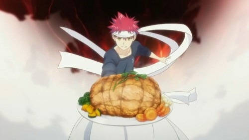 shokugeki no soma highlight2