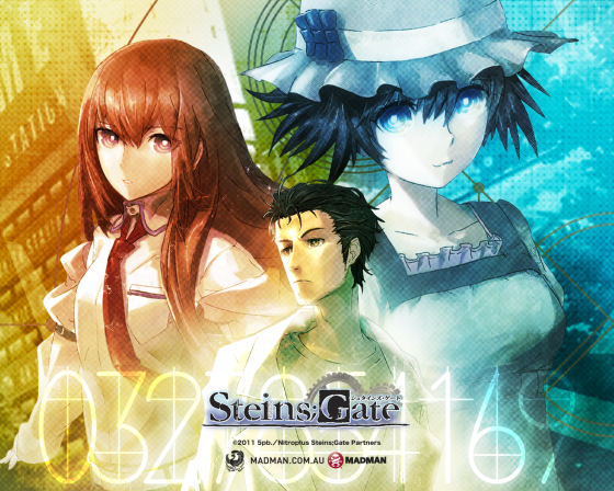 SteinsGate-wallpaper-700x393 Top 5 Anime by Thomas (Honey's Anime Writer)