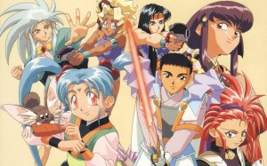 Throwback Thursday: Tenchi Universe Review & Characters (Tenchi Muyo!) – Boom! Intergalactic Harem!