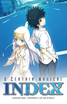 toaru majutsu no index dcd