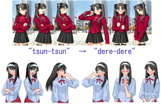 "what-is-tsundere What is Tsundere? ""*blush* I-It's Not like I like You! Baka!"" [Definition, Meaning]"
