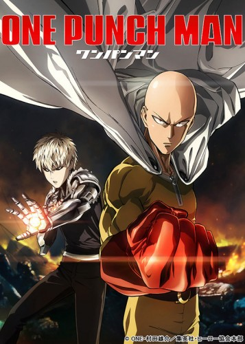 001_size7-357x500 One Punch Man Second Promotional Video and Cast Revealed
