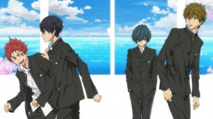Free! Starting Days Official Movie Site Updated!
