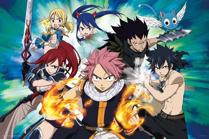 Fairy-Tail-Wallpaper Top 10 Strongest Fairy Tail Characters [Updated Anime Only]