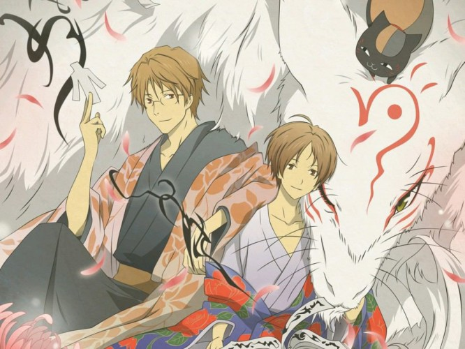 Natsume's Book of Friends (Natsume Yuujinchou) wallpaper