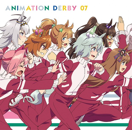 Uma-Musume-Pretty-Derby-Wallpaper Top 10 Racing Anime [Updated Best Recommendations]