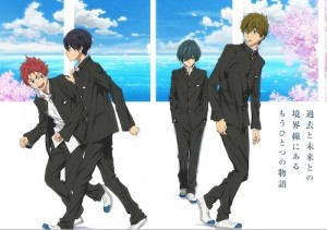 High Speed! Free! Starting Days First Teaser