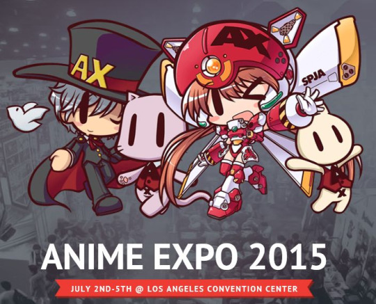 anime expo 2015 characters