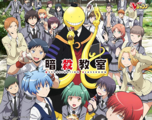 Assassination Classroom (Ansatsu Kyoushitsu) Review & Characters– As if You've Ever Tried Killing Anyone Before.