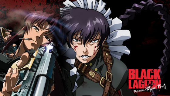 black lagoon robertas blood trail wallpaper