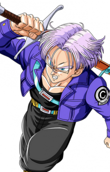 dragonball future trunks
