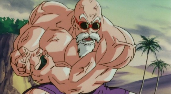 dragonball master roshi wallpaper