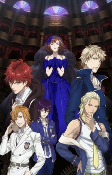 Dance with Devils DVD