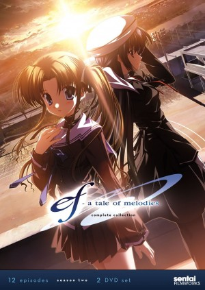 ef a tales of melodies dvd