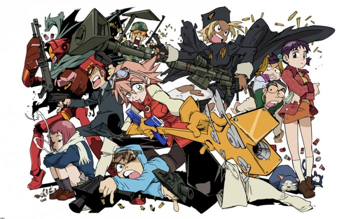 flcl-wallpaper-700x437 Top 10 OVA original video anime [Best Recommendations]