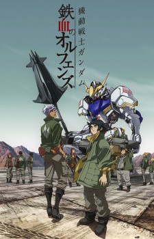 Mobile Suit Gundam Iron Blooded Orphans DVD