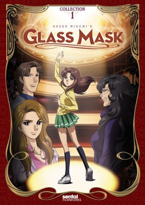 glass mask dvd