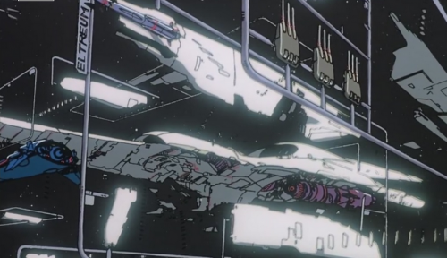 gunbuster highlight3 Return to Earth