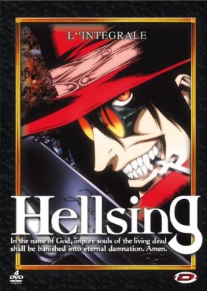 hellsing tv dvd