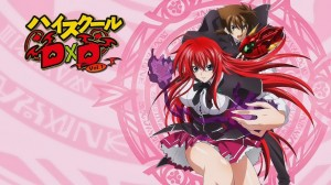 High School DxD Review & Characters – President Rias Gremory's Virginity Belongs to Me!