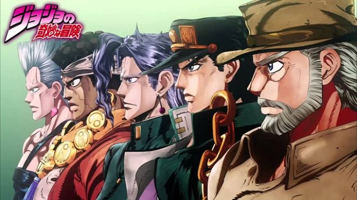 jojos bizzare adventure starsdust crusaders wallpaper