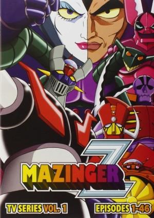 mazinger z dvd