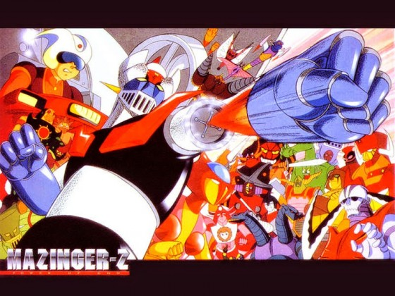 mazinger z wallpaper