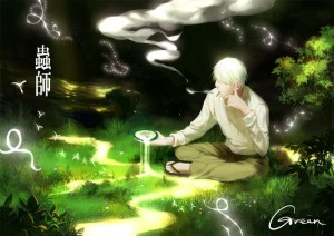 MushiShi-dvd-300x400 Mushishi Review & Characters – Life at Its Purest Form
