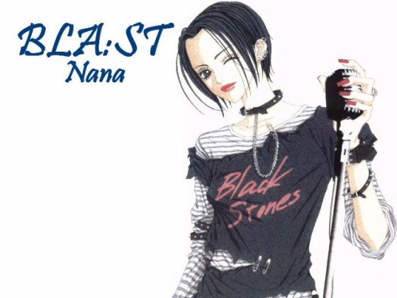 nana nana osaki wallpaper