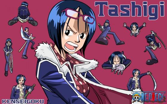 one piece tashigi fanart