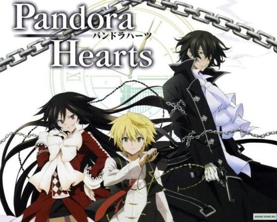 pandora hearts wallpaper
