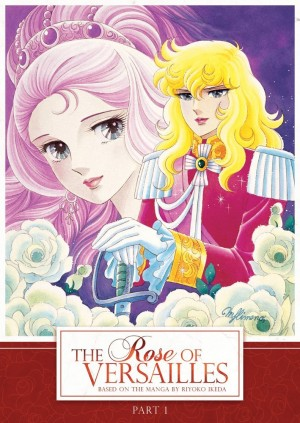 rose of versaille dvd