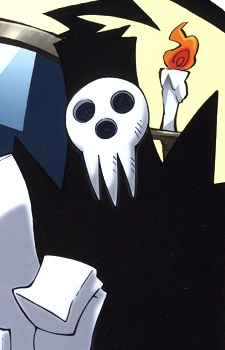 soul eater lord death