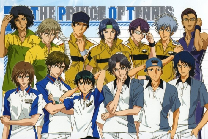 the prince of tennis wallpaper