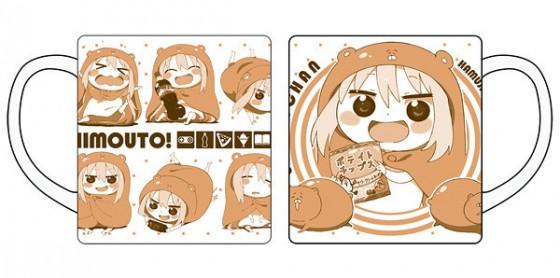 umaru-chan_hood Himouto! Umaru-chan Items For Sale this October!