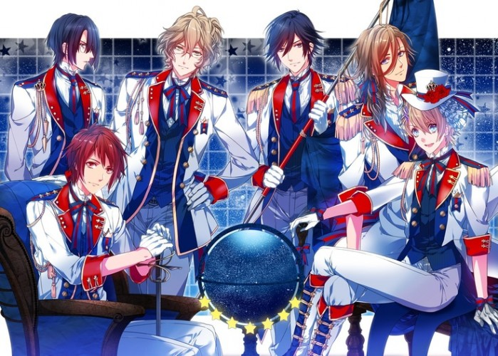 uta-no-prince-sama-DVD-300x422 6 Anime Like Uta no☆Prince-sama♪ Maji Love 1000% [Recommendations]