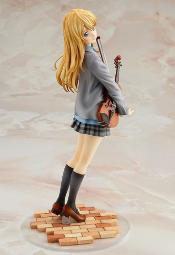 001l Your Lie in April's, Kaori Miyazono, Figure is Now Available for Pre-Order