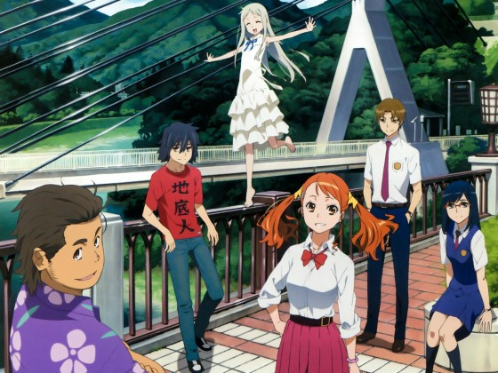 Anohana_cover-560x420 Top 10 Anime That Remind You of Summer
