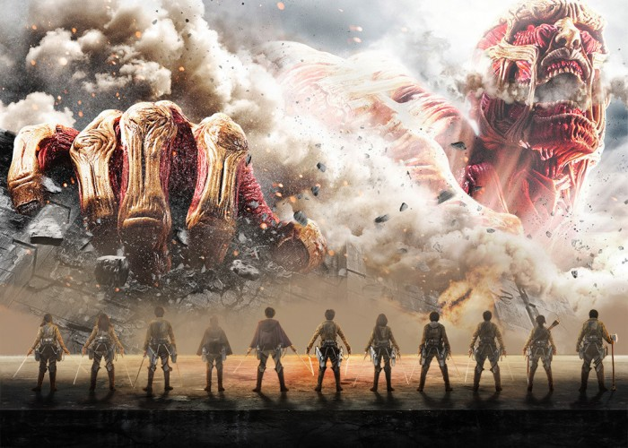 Attack-on-Titan-movie2-700x500 Attack on Titan: End of the World - New Videos Unveiled