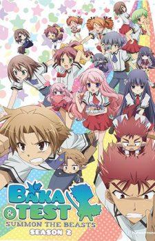 Baka to Test to Shoukanju dvd