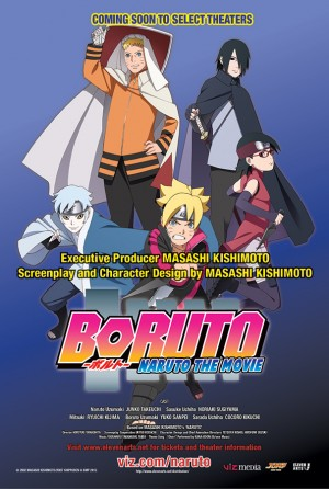 Boruto is Coming to Canada!