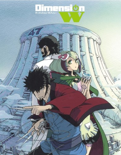 Dimension-W-DVD-392x500 Dimension W - Starting Date and Main Cast Revealed