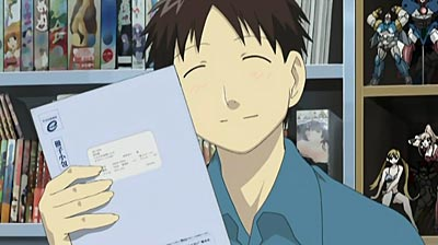 Genshiken22 5 Anime For College Students