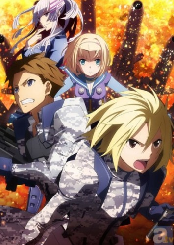 Heavy-Object-355x5001 Heavy Object Theme Songs Artists Revealed and PV Announced