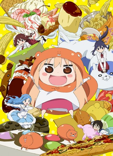 Himouto-Umaru-chan-361x500 Summer 2015 Anime - Top 10 Opening Theme Songs [Japan Poll]