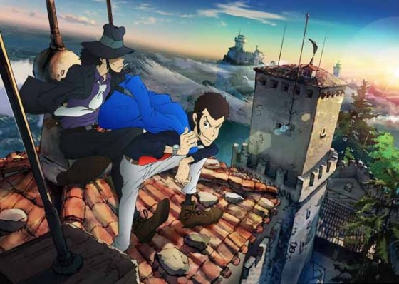 Lupin-3-DVD-560x398 Lupin III: L'Avventura Italiana - Cast Updated