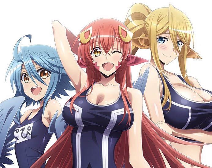Monster Musume no Iru Nichijou wallpaper