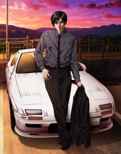 New-Initial-D-393x500 New Initial D: Legend 3 Visual, Title and Date revealed