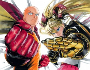 Additional Cast and Theme Songs Revealed for One Punch Man