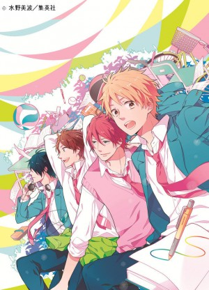 Rainbow Days Turns into an Anime